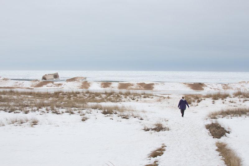 Frozen Beach-3