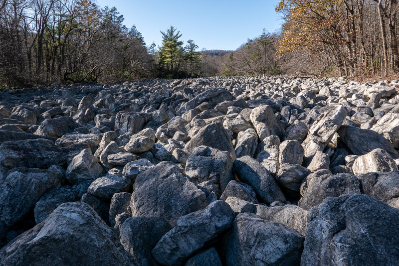 River of the Rocks