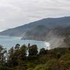 Cliffs along the Pacific Coast