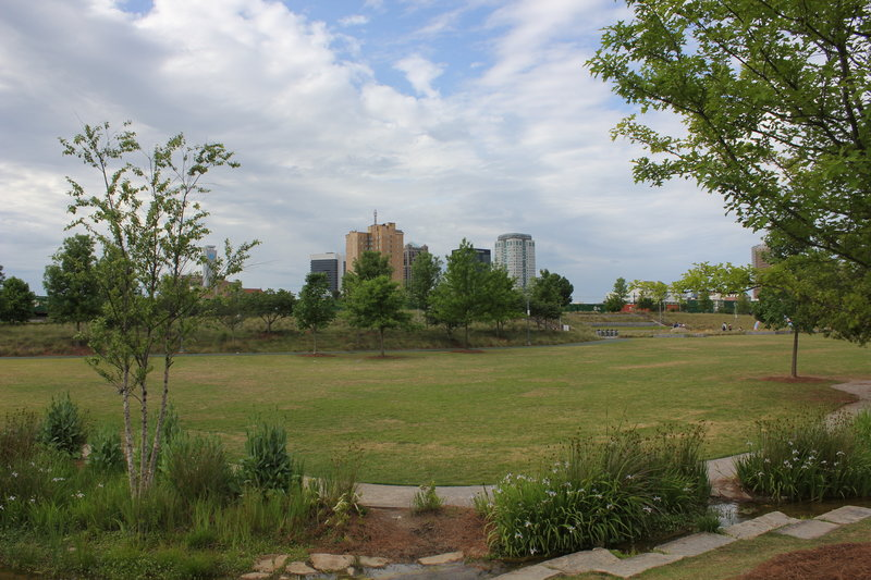 Railroad Park, Birmingham, Alabama