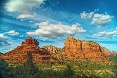 Bell Rock Pathway / Vista
