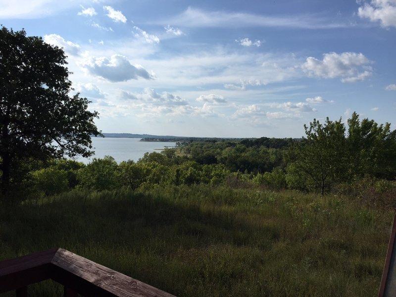 Overlook view.