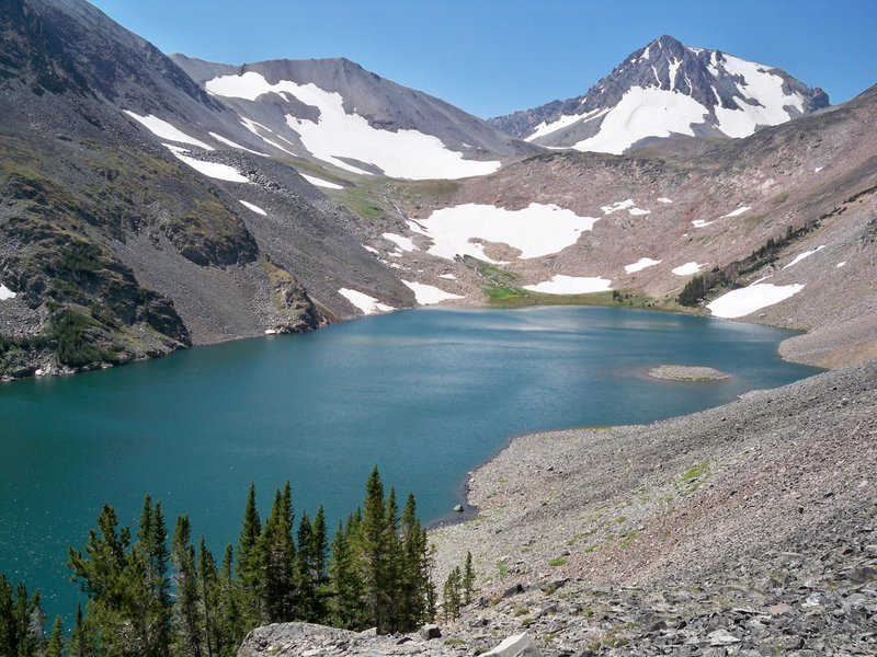 August 2012 - Copper Lake