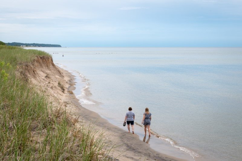 Photo courtesy of MI Dept. of Natural Resources. © 2018 State of Michigan