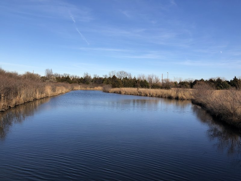 The wetlands area in this park is amazing and offers viewing of many animal species (if you hang out and are very quiet).