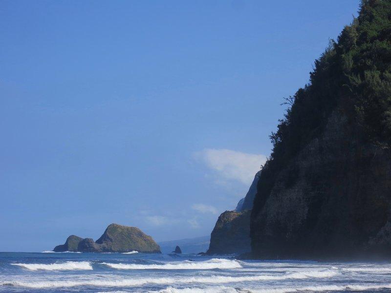 Shoreline from Beach
