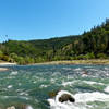 Lake Clementine downstream