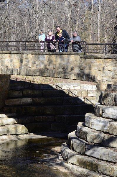 Bridge at Indian Creek