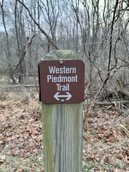 Solid Trail Markers