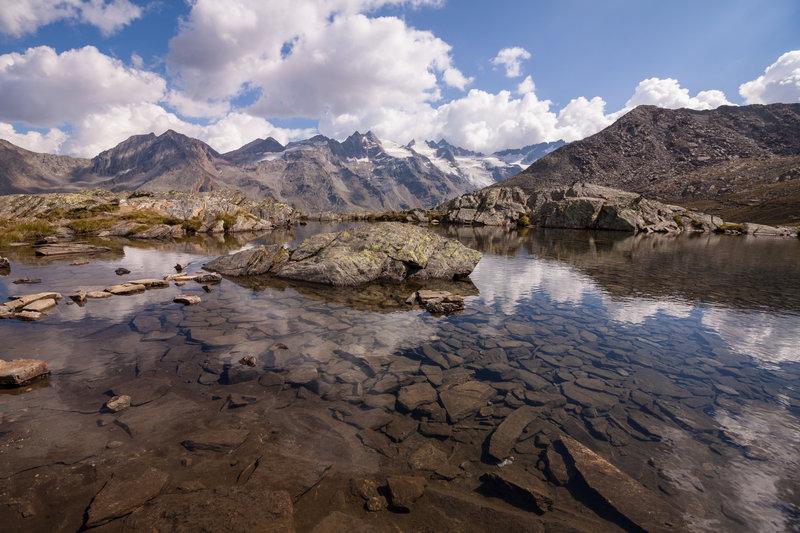 Lhagi del Loson (2685 m)