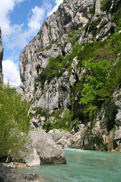 The Verdon Gorge