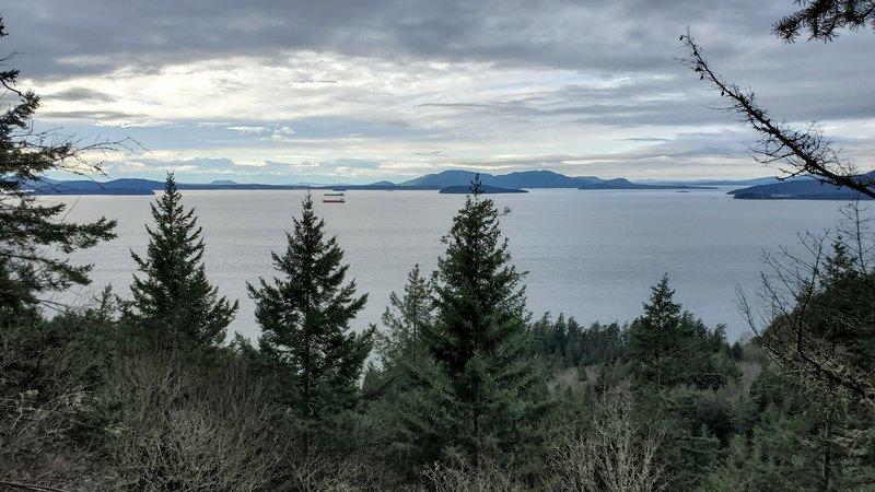 Fragrance Lake Overlook