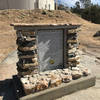 E Clampus Vitus monument recognizing the Stagecoach Trail history.
