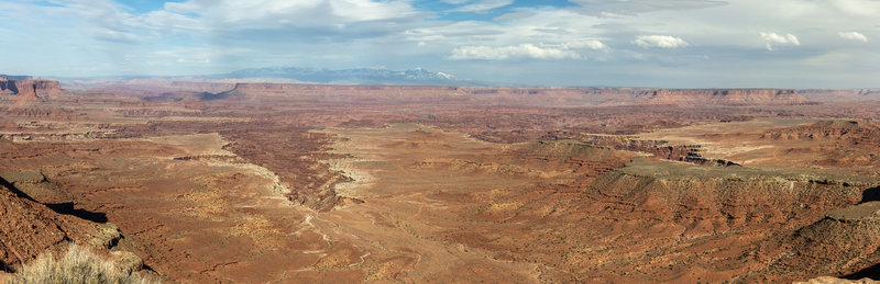 View from Buck Canyon Overlook