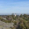 View of the Hoover Tower