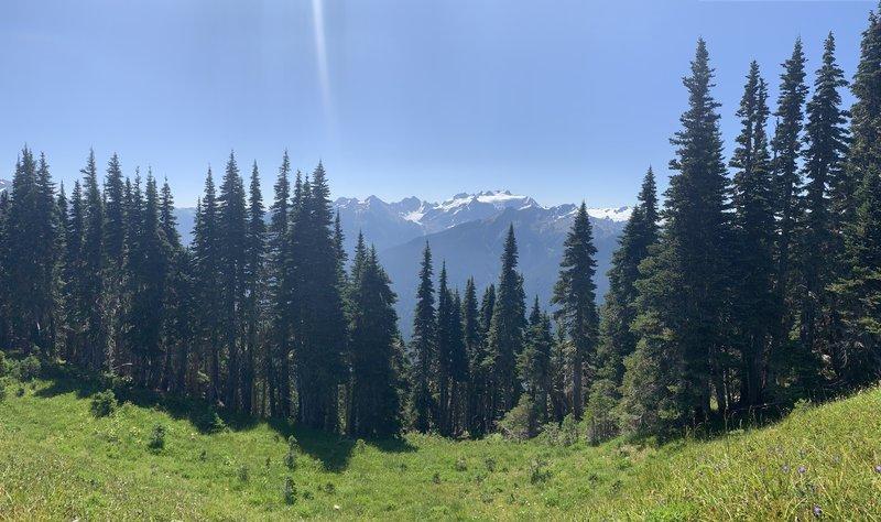 The Olympic Peaks