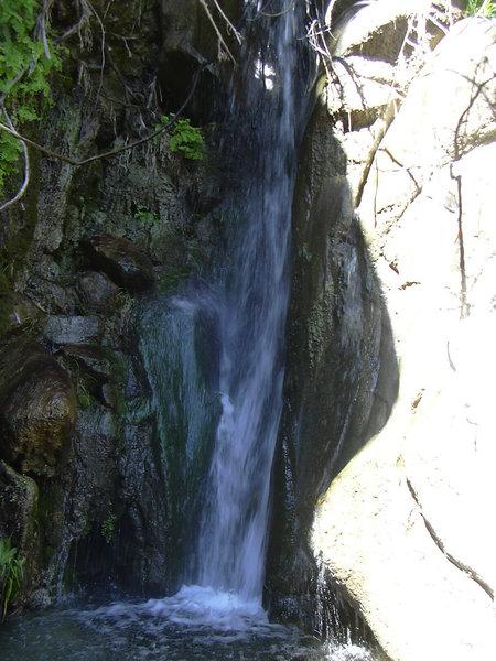 Maidenhair Falls in Hellhole Canyon