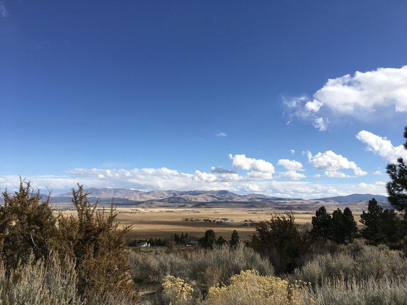 The views  are unbeatabke!