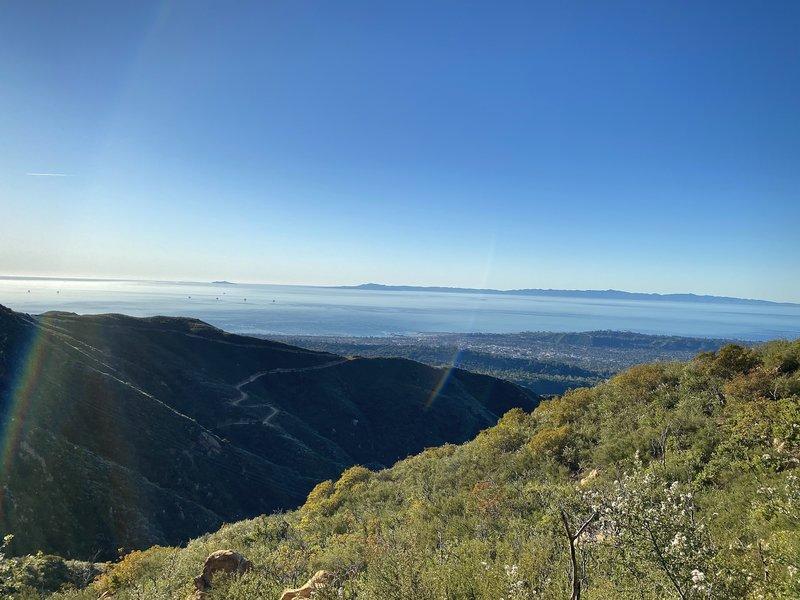 Santa Barbara views