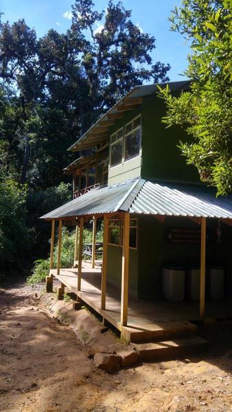 Llano Bonito refuge.
