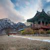 Temple at Seoraksan National Park