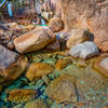 Crystal Clear Waters in Seoraksan Mountain Streams