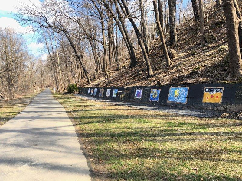 Karl Stirner Art Trail