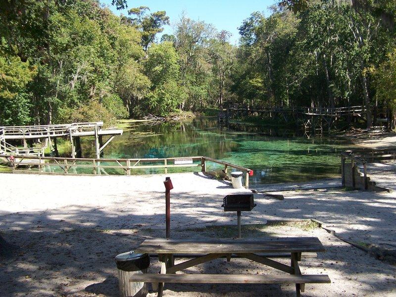 Gilchrist Blue Spring (Gilchrist County, FL)