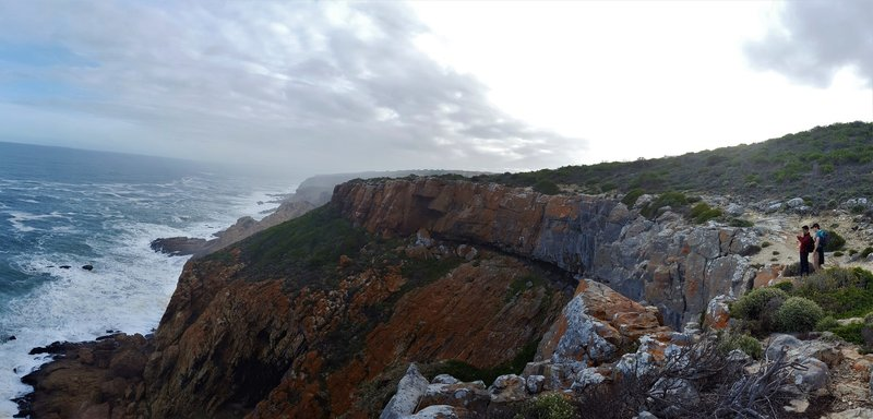 St Blaize Trail from Mossel Bay, South Africa