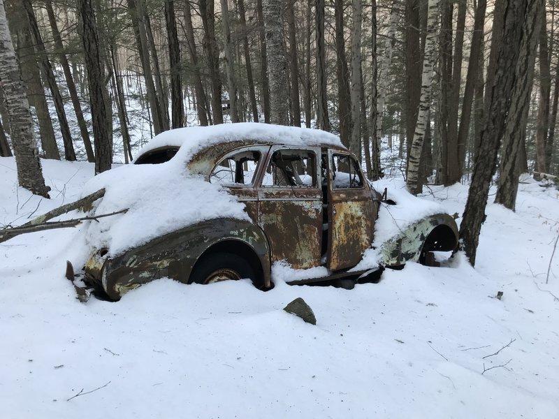 Rusty Buggy.
