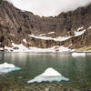 Iceberg Lake, Glacier National Park. NPS Photo/David Restivo