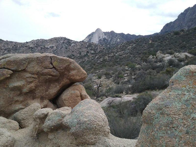 View of Sugarloaf