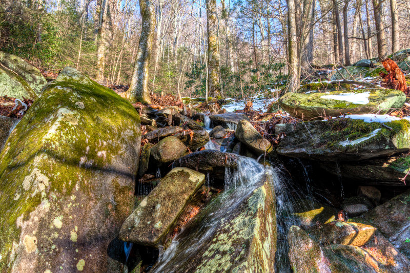 Great Smoky Mountains National Park - Bullhead Trail