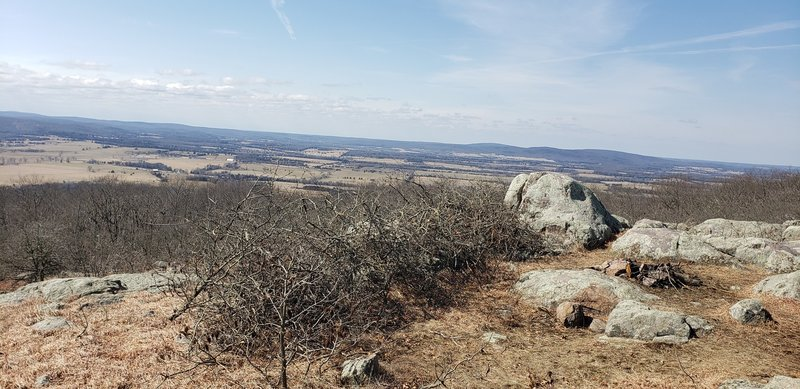 Bald Knob Lookout. This is why you came.