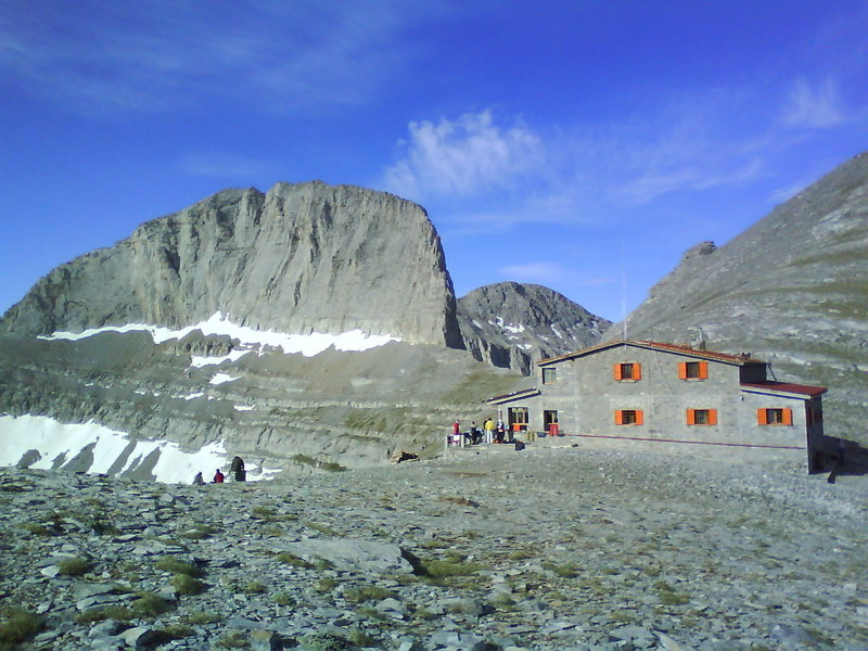 Mount Olympus Refuge
