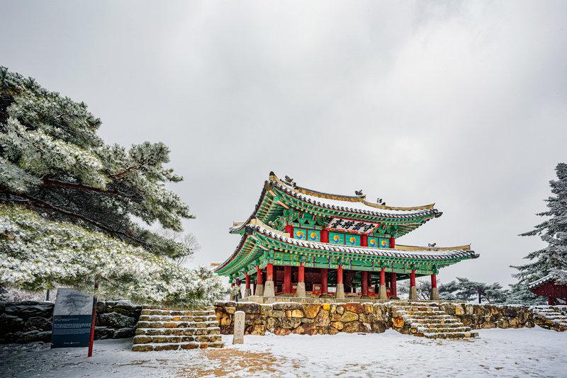 Command Post at Namhansanseong Fortress