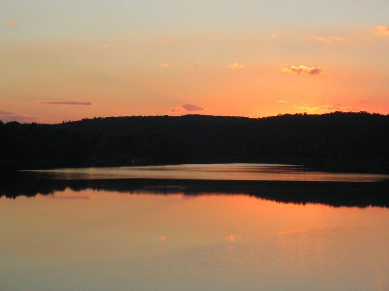 Sunset at Little Buffalo