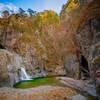 Waterfalls in Juwansan National Park
