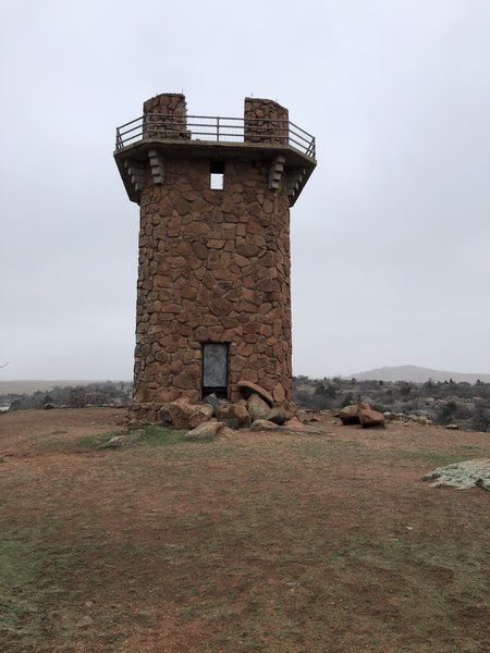 Jed Johnson tower.