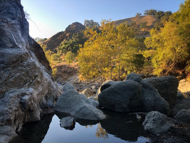 Little Yosemite - Sunol Regional Wilderness - Sunol, Ca