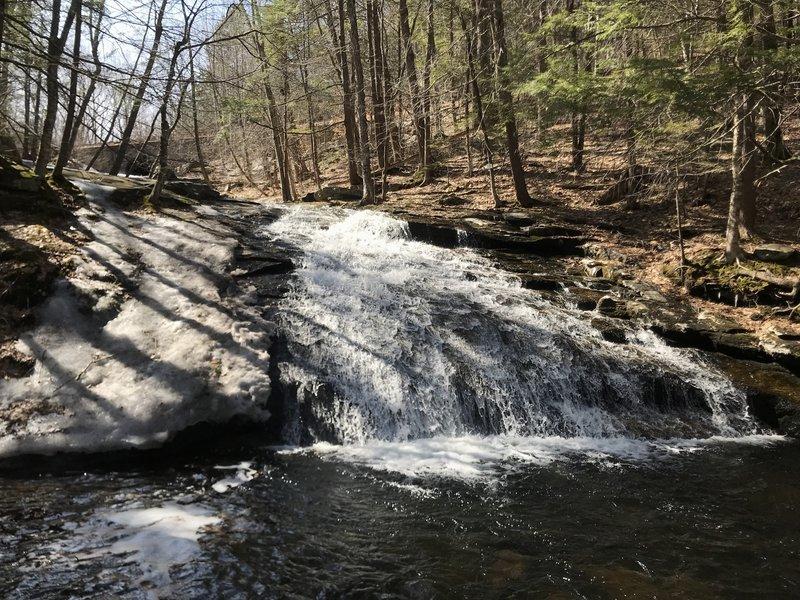 Middle Chapel Falls