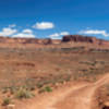Island in the Sky from the White Rim Road