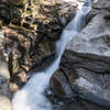 Waterfall in Seven Tubs Recreation Area