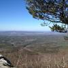 The View from Bald Rock