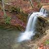 End Falls at Desoto State Park, AL