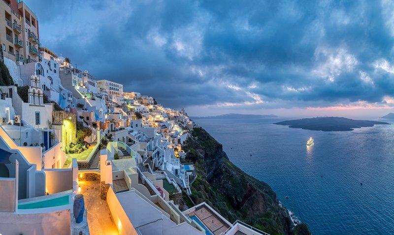 Thera - Santorini