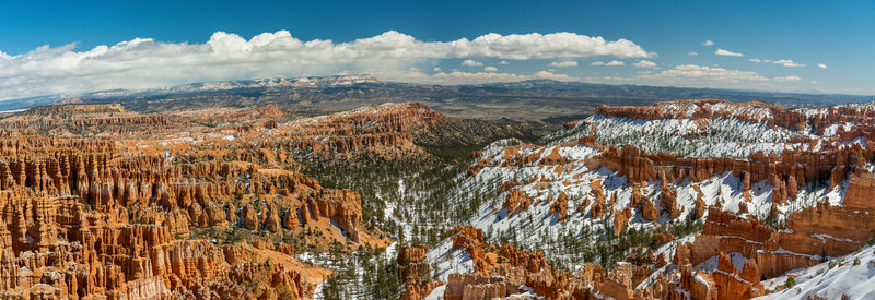 Bryce Canyon Inspiration Point Utah