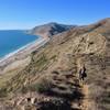 Point Mugu: Walking on the Scenic Trail