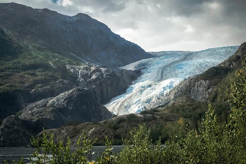 Exit Glacier View