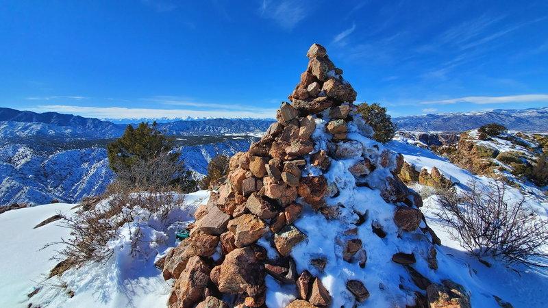 Summit of Fremont Peak